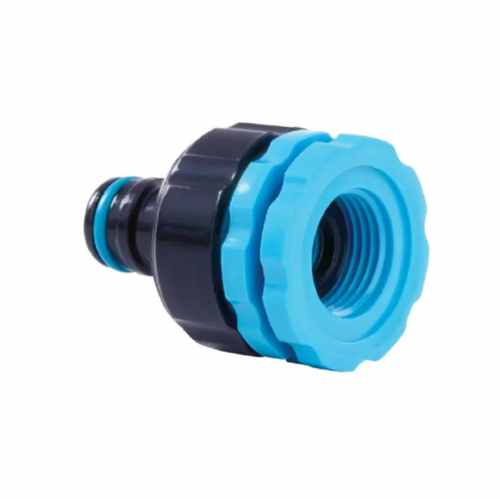 "Flopro+ 70300305 Triple Fit Outside Tap Connector 12.5mm (1/2"")"
